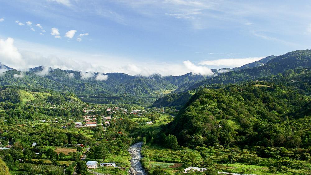 Région de Chiriqui, Panama