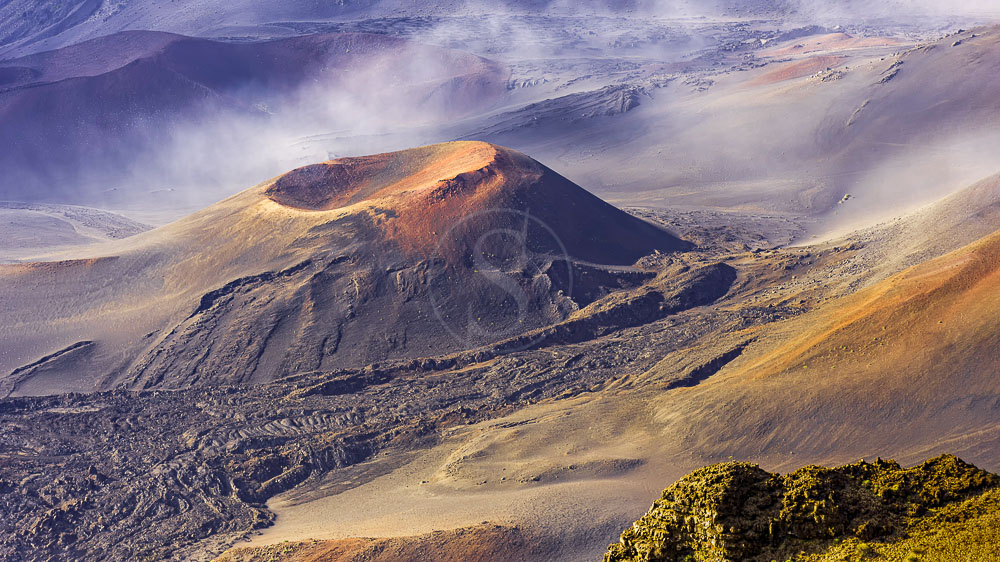 Volcan Haleakala, Hawai © Shutterstock