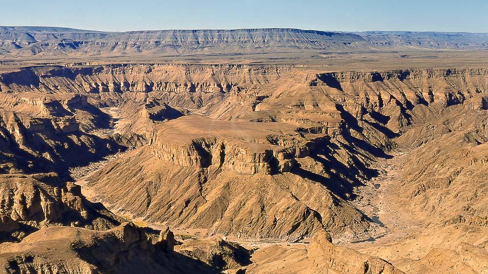 Trek dans le Fish River Canyon, Namibie © Gondwana Collection