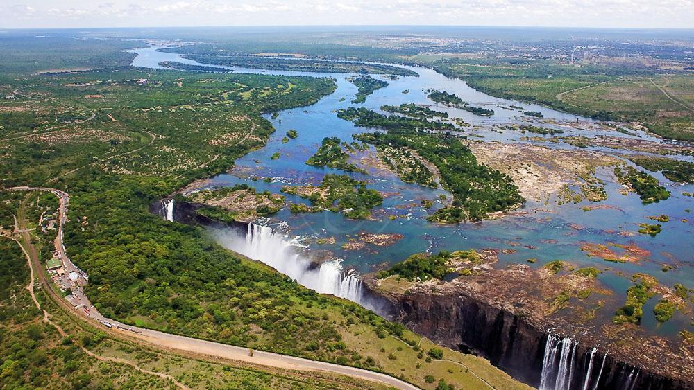 Matetsi Victoria Falls, Zimbabwe