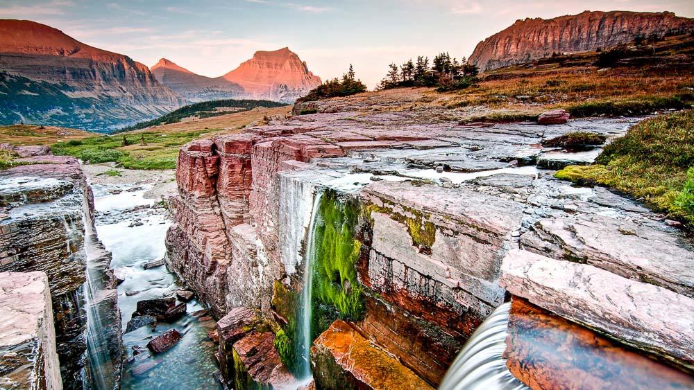 Glacier National Park, Etats-Unis © Shutterstock