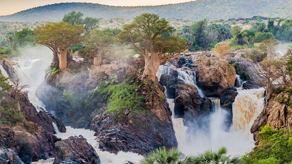 Epupa Falls, Namibie
