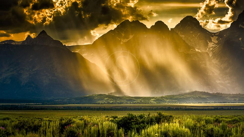 Grand Teton National Park, Etats-Unis © Shutterstock