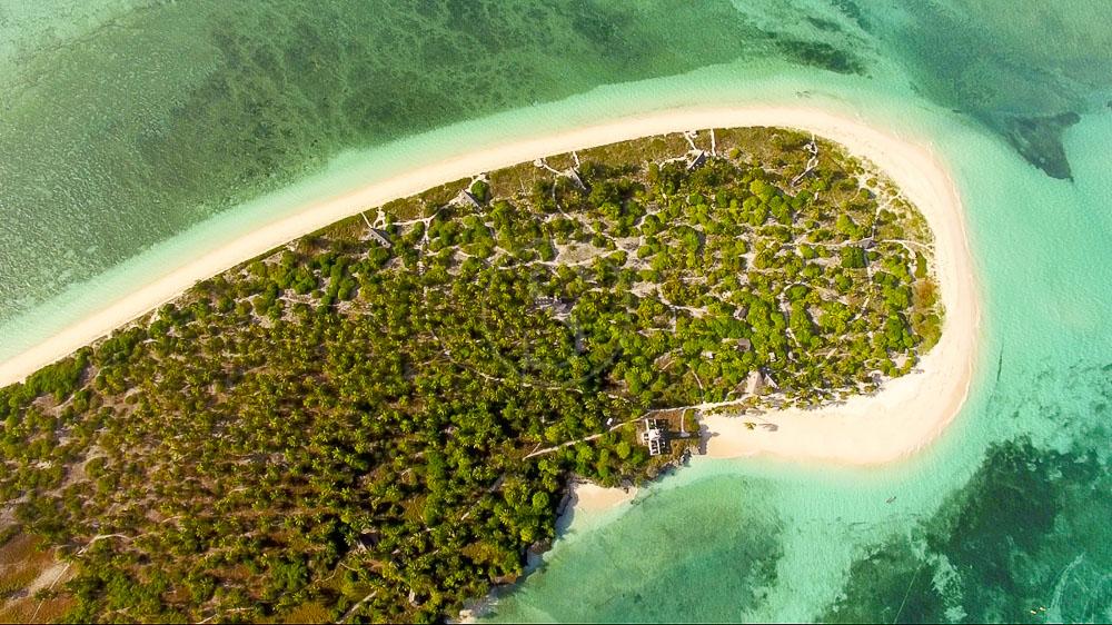 Fanjove Private Island, Tanzanie