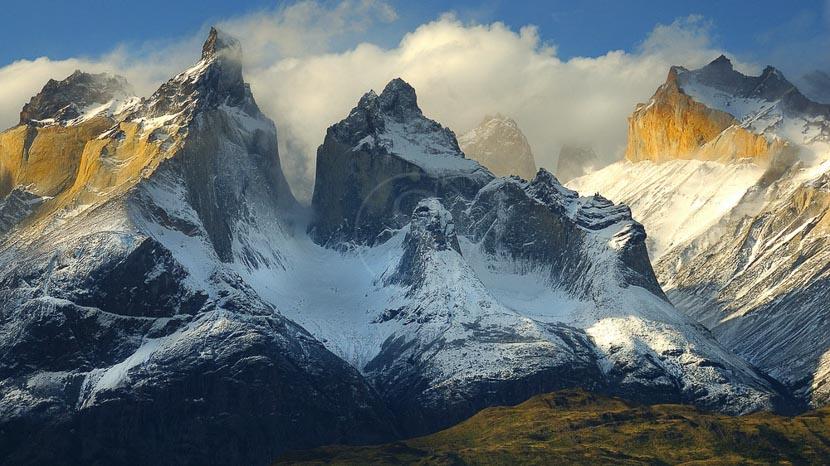 Ambiance de Patagonie, Chili