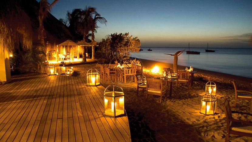 Azura Lodge Benguerra, Mozambique