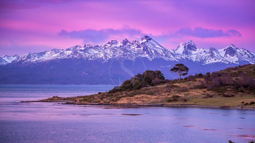 Ushuaia et Terre de Feu, Argentine © Shutterstock