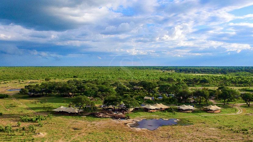 Somalisa Acacia Camp, Zimbabwe © African Bush Camps