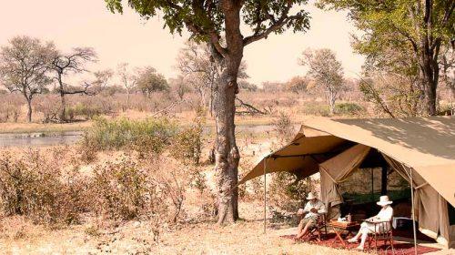 Safari en Afrique, Selinda Explorer Camp, Botswana © Great Plains Conservancy