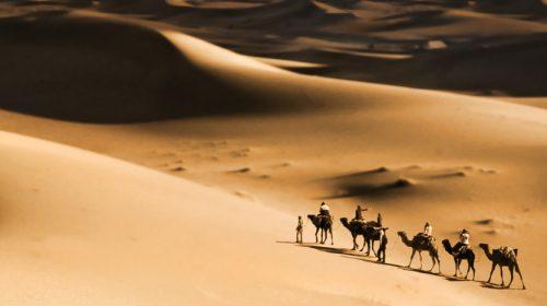 Voyage de luxe au Maroc