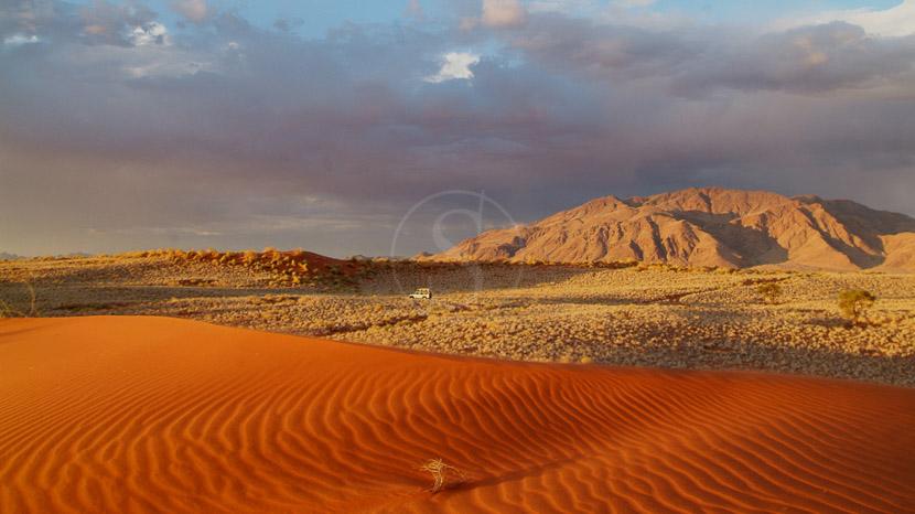 Wolwedans NamibRand Reserve, Namibie