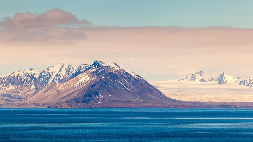 Isfjorden, Archipel du Spitzberg © Shutterstock