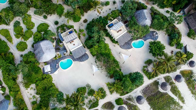 Zanzibar White Sand, Tanzanie