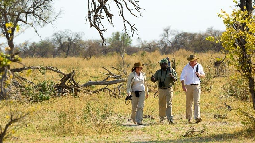 Selinda Camp, Botswana © Beverly Joubert