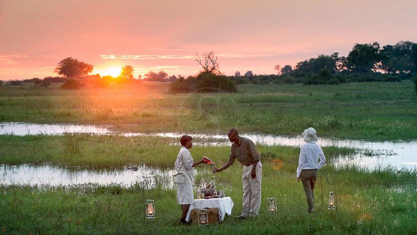 Duba Plains Camp, Botswana © Beverly Joubert