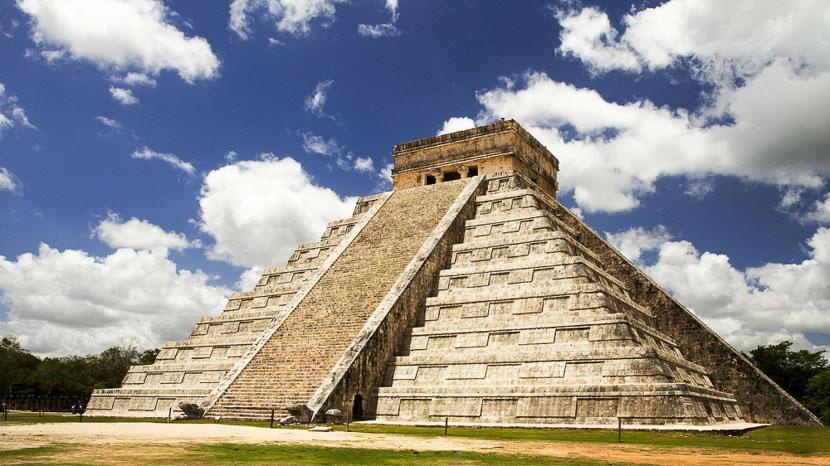 Chichen Itza, Mexique