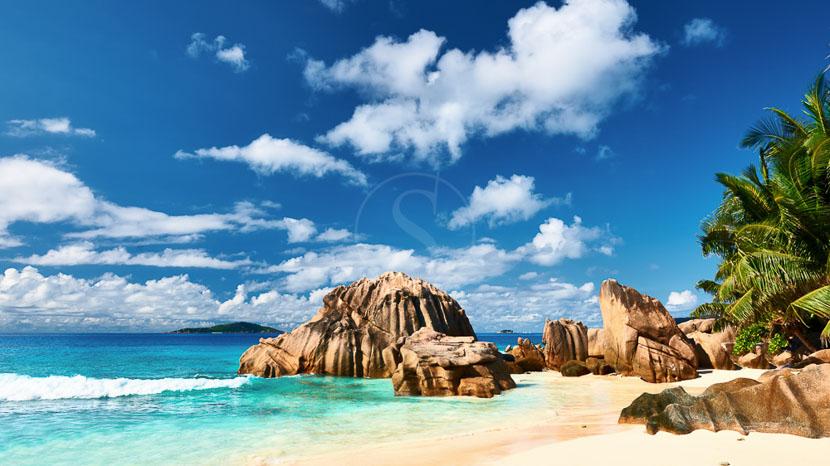 Ile de La Digue, Seychelles
