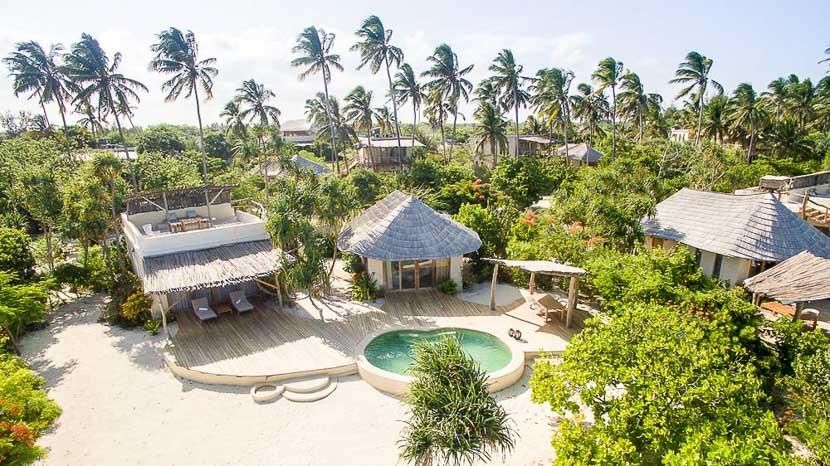 White Sand Luxury Villas & Spa, Tanzanie © White Sands - Gregor John