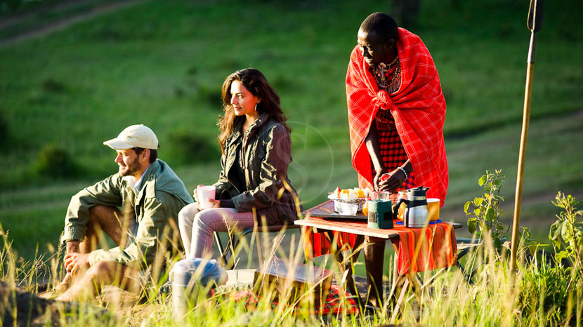 Kicheche Walking Safaris, Kenya