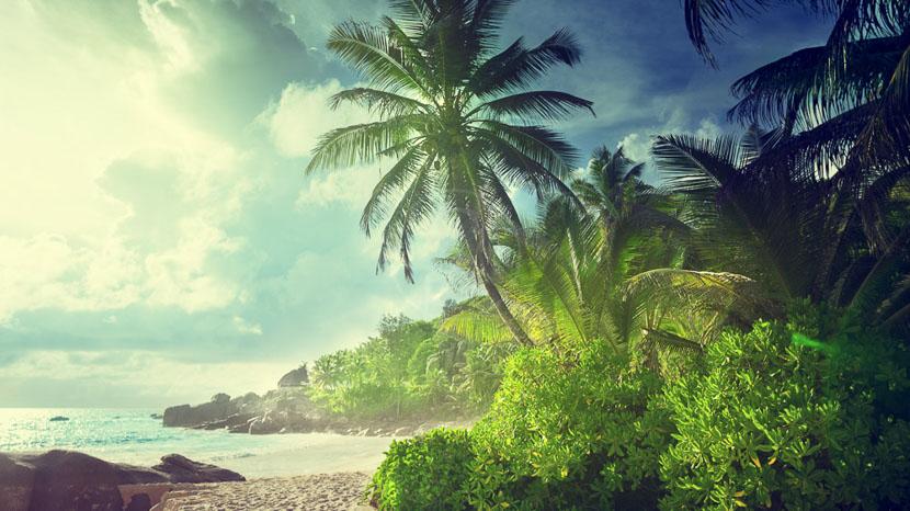 Ile de Mahé, Seychelles