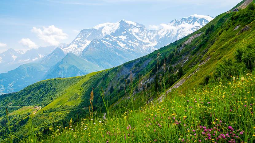 Randonnées vers Megève et Saint Gervais, France © Shutterstock