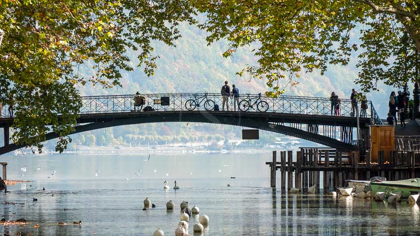 Région d'Annecy, France © Shutterstock