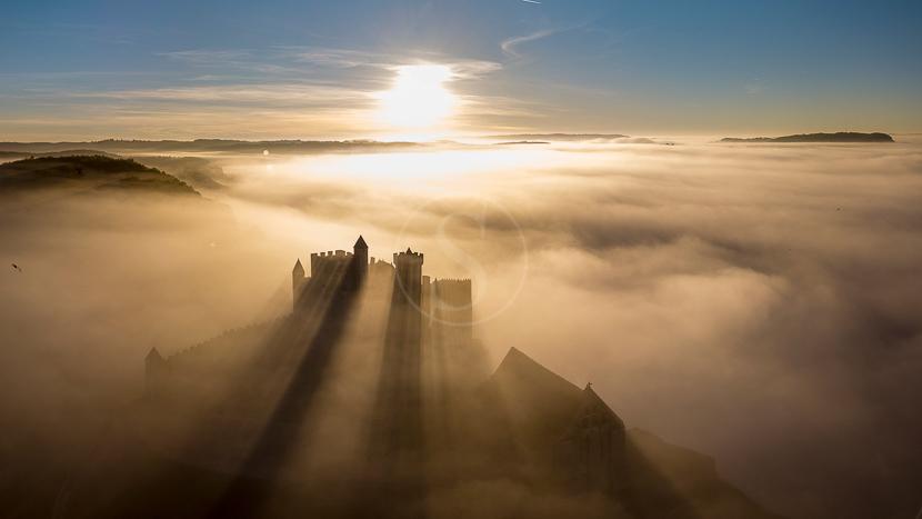 Château de Beynac, France © Shutterstock