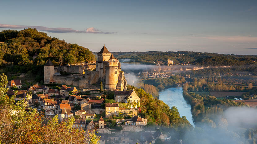 Château de Castelnaud, France © Shutterstock
