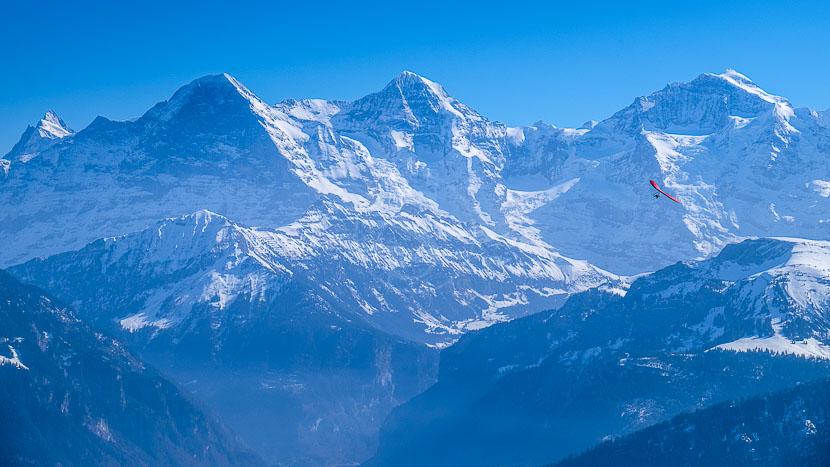 Alpes du nord, France © Shutterstock