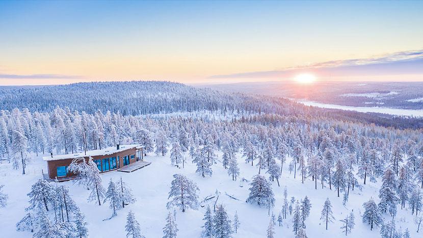 Octola Private Wilderness, Finlande © Octola