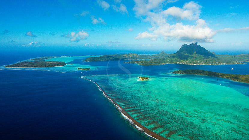 Croisière en Polynésie française © Ponant