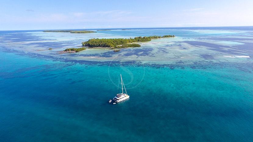 Croisière en catamaran Lagoon 6200, Seychelles © Droits réservés